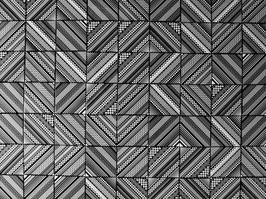 Graphic Ceramic Tile | Mwm Graphics Matt W Moore